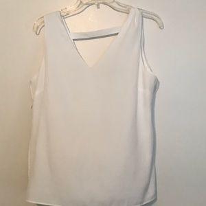 White House Black Market blouse- M